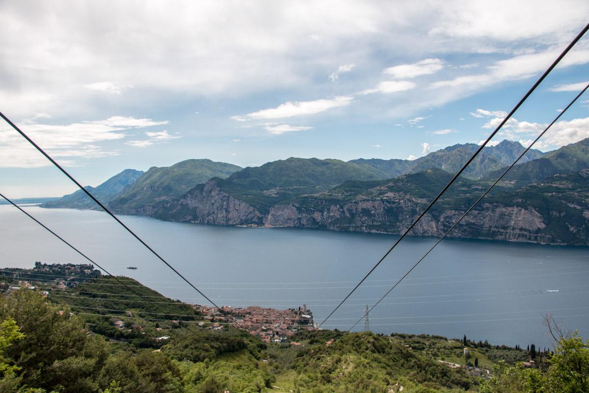 Gardasee Tipps Garda Trentino Gondel Monte Baldo