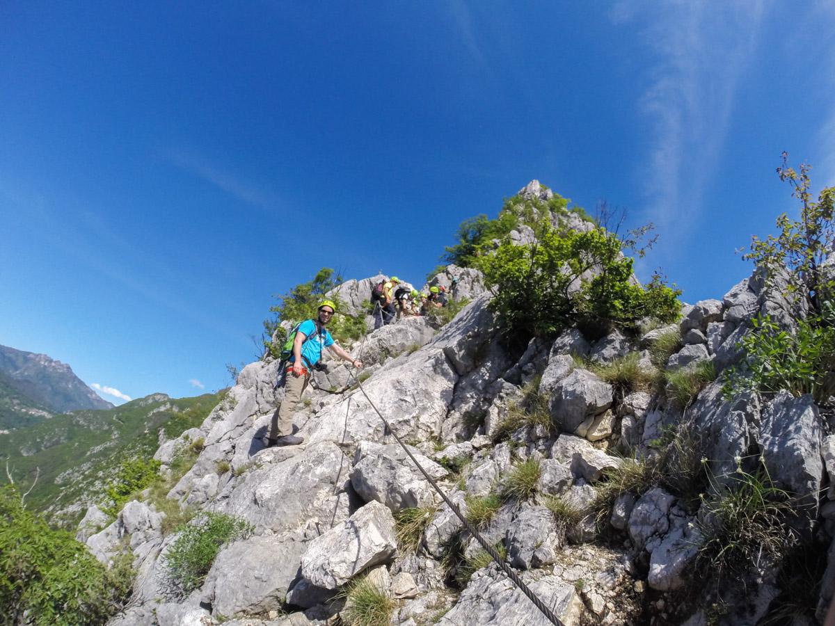 Gardasee Tipps Klettersteig Garda Trentino