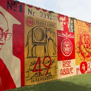 Shepard Fairey Wynwood Walls