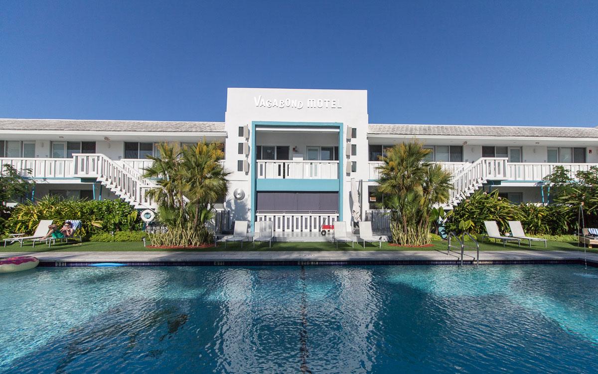 Miami Hotel Vagabond in Miami Modern
