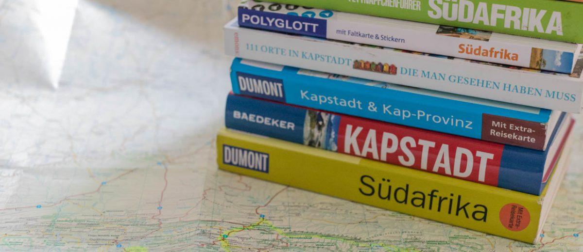Die besten Südafrika Reiseführer