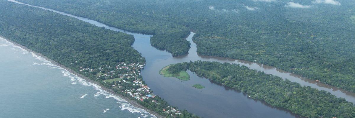 Tortuguero Nationalpark in Costa Rica