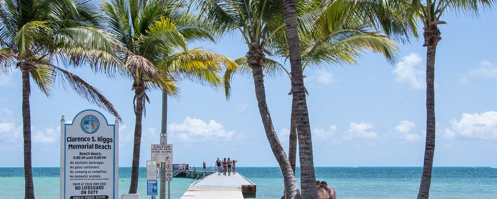 Klima und die beste Reisezeit für Florida