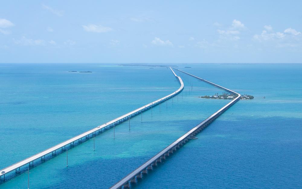 beste-reisezeit-florida-klares-wasser-7milebridge