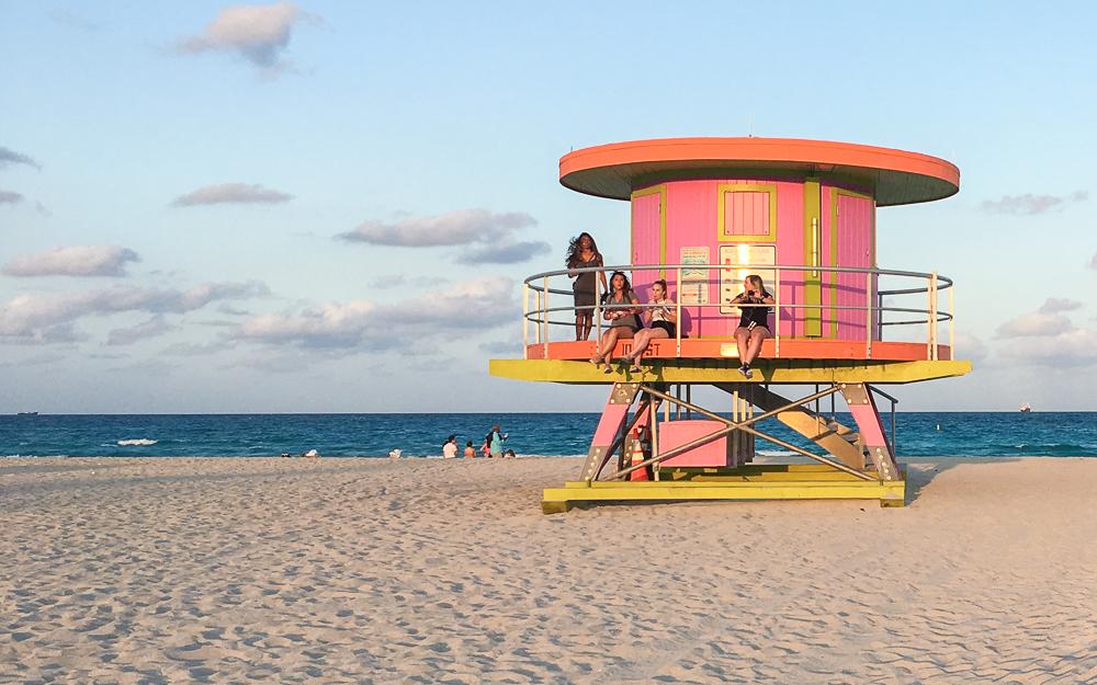 Beste Reisezeit Florida Miami Beach