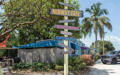 Midway Cafe Islamorada Florida Keys