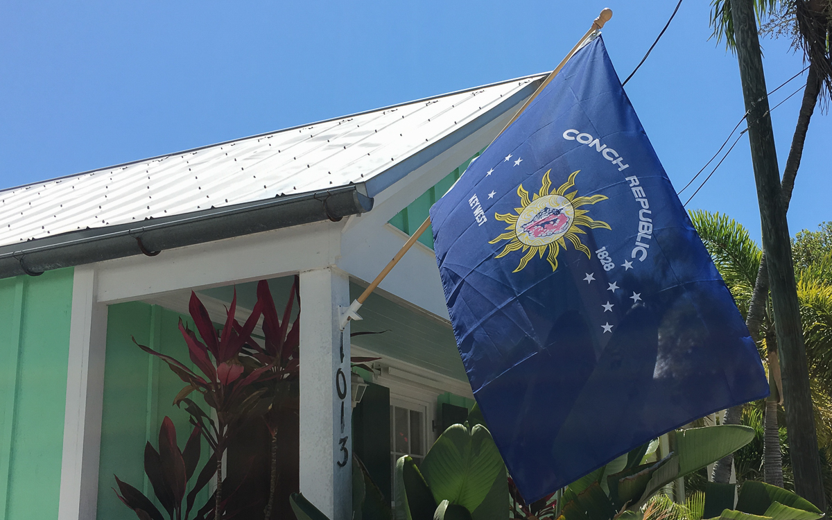 key-west-conch-republik-flagge
