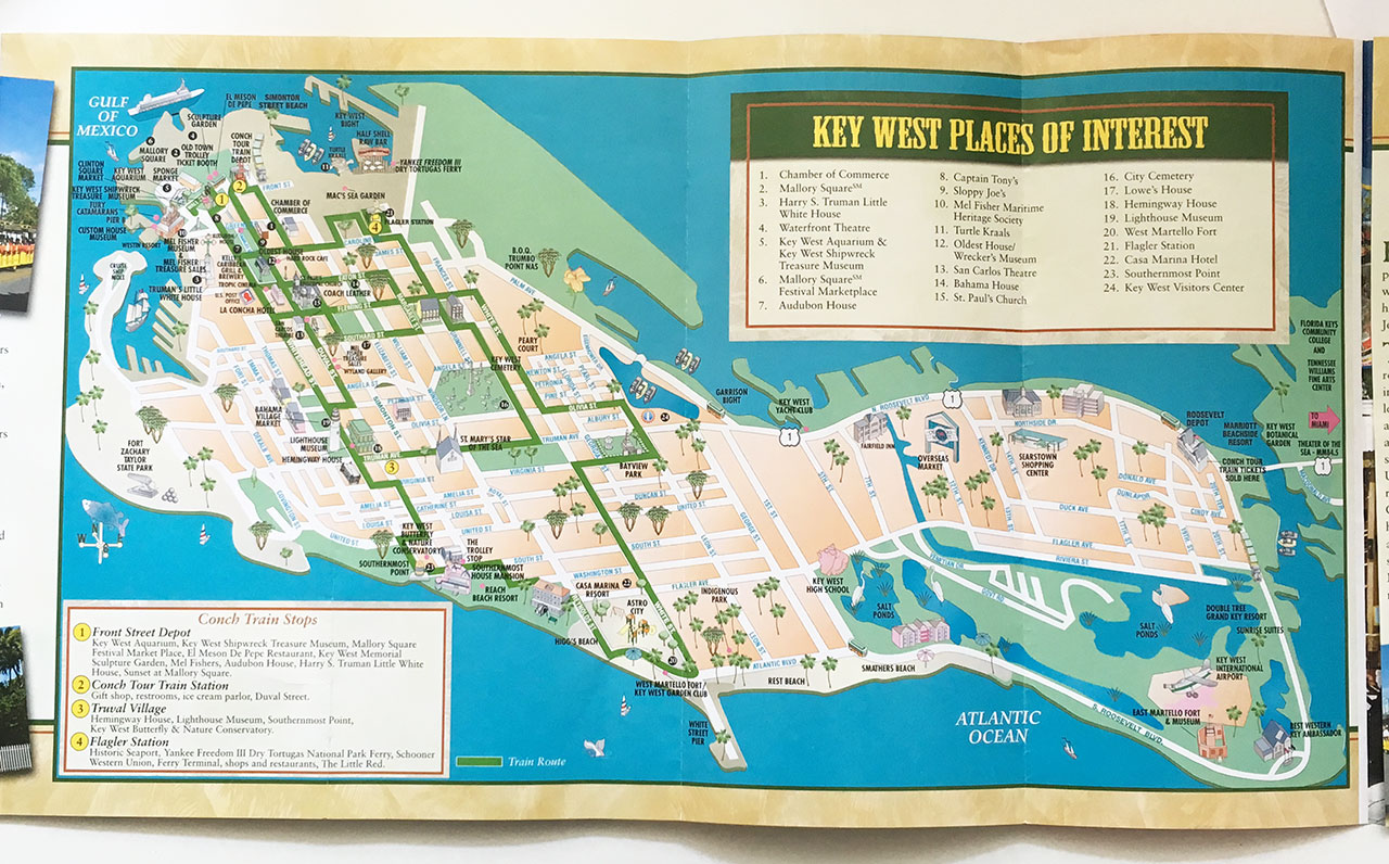 key-west-conch-tour-train-route
