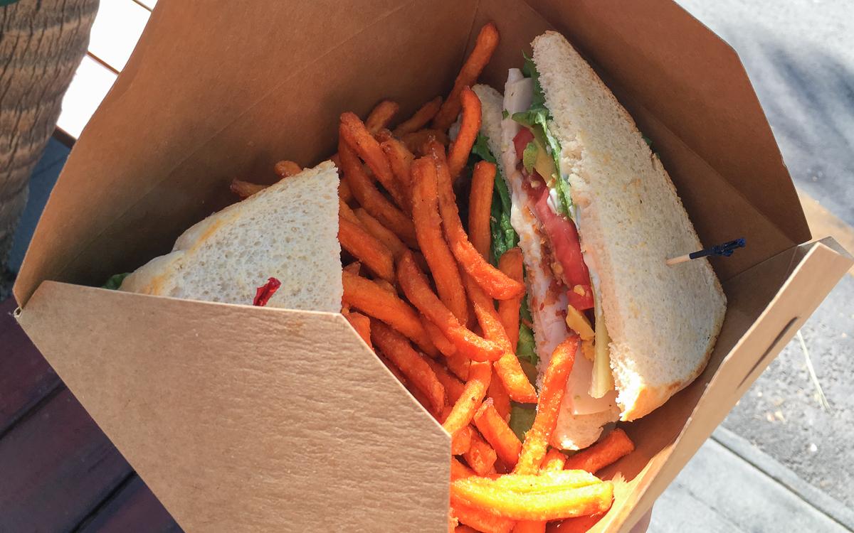 Fischermans Cafe Key West: Leckeres preisgünstiges Essen