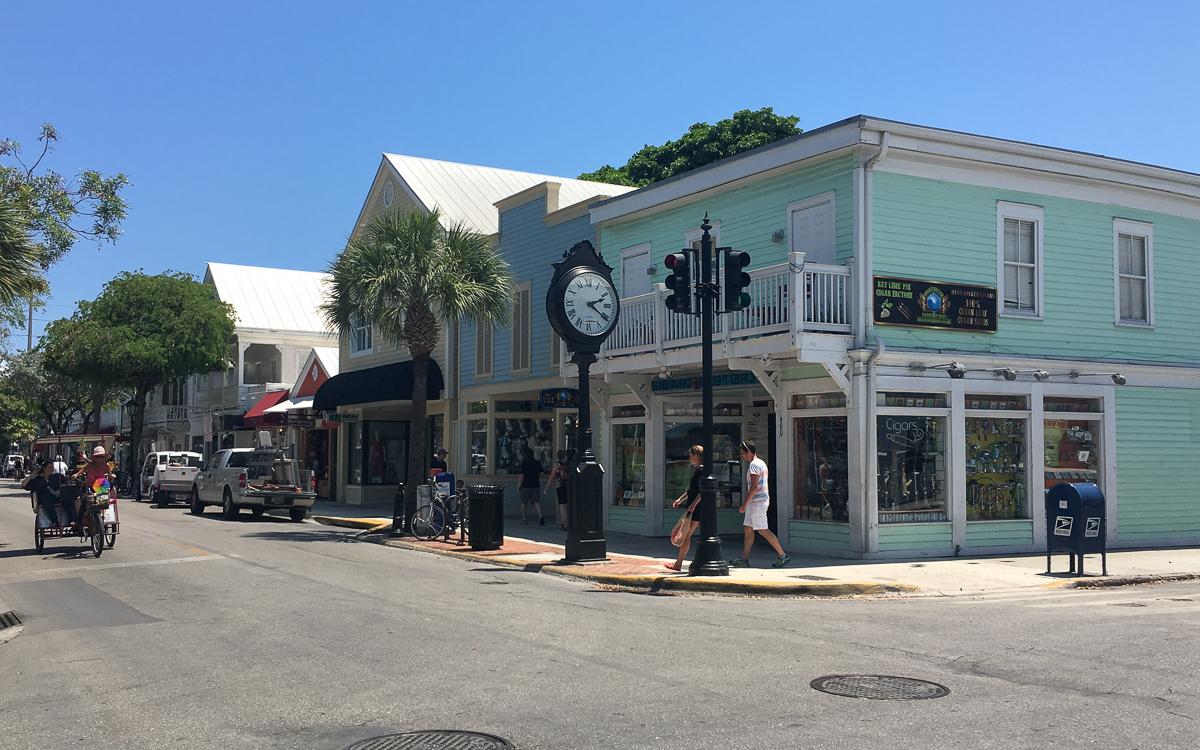 Key West Sehenswürdigkeiten Duval Street