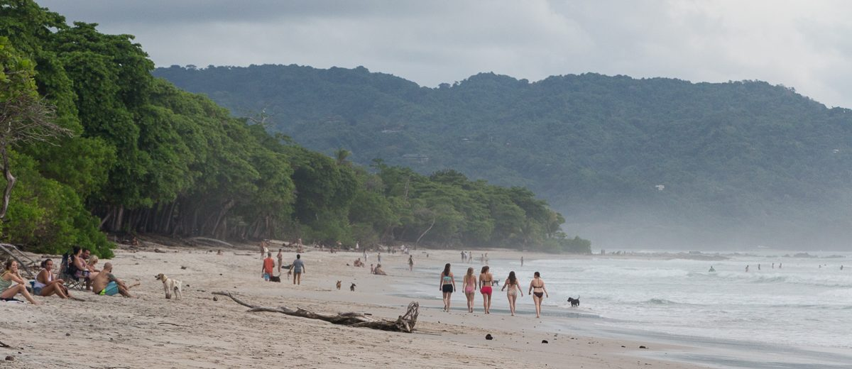 Playa Santa Teresa, High Tide