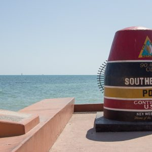Key West Sehenswürdigkeiten Southernmost Point
