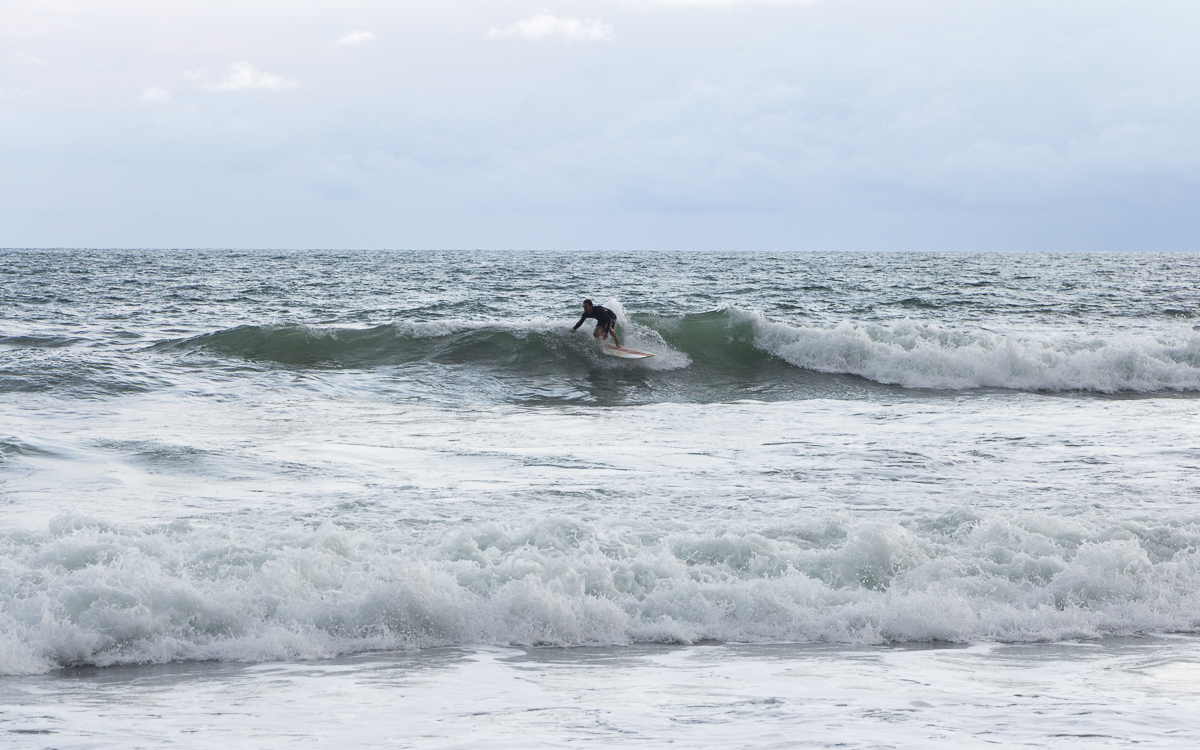 Surfen in Santa Teresa Costa Rica