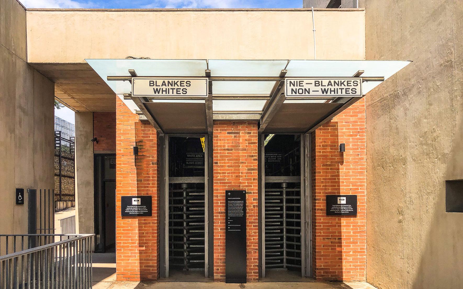Apartheid Museum Johannesburg Tipp