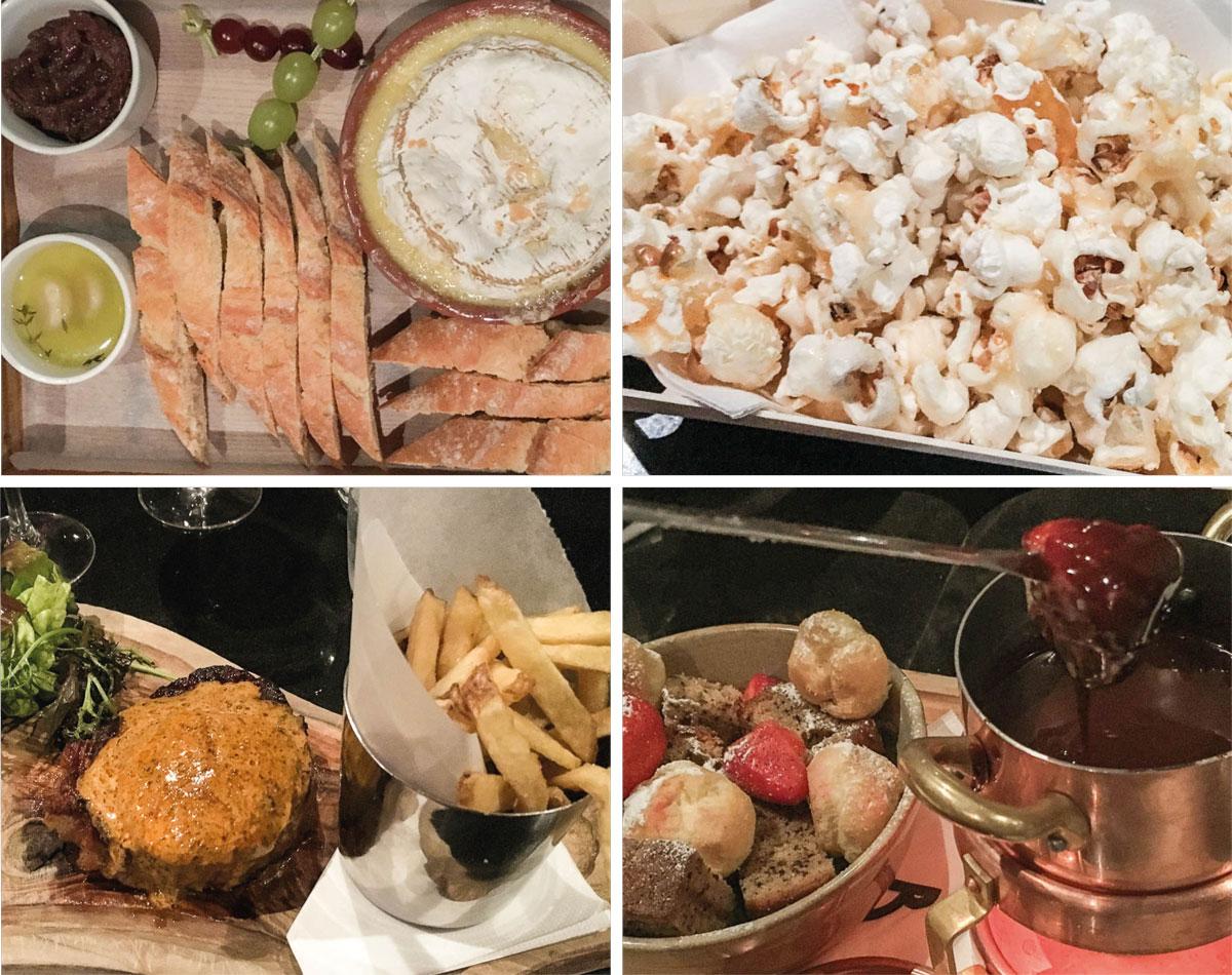 Belfast Essen Tipp: erts Jazz Bar im The Merchant Hotel