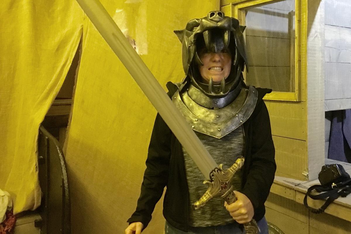 Game of Thrones Drehorte Belfast Requisiten