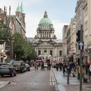 Belfast Sehenswürdigkeiten City Hall