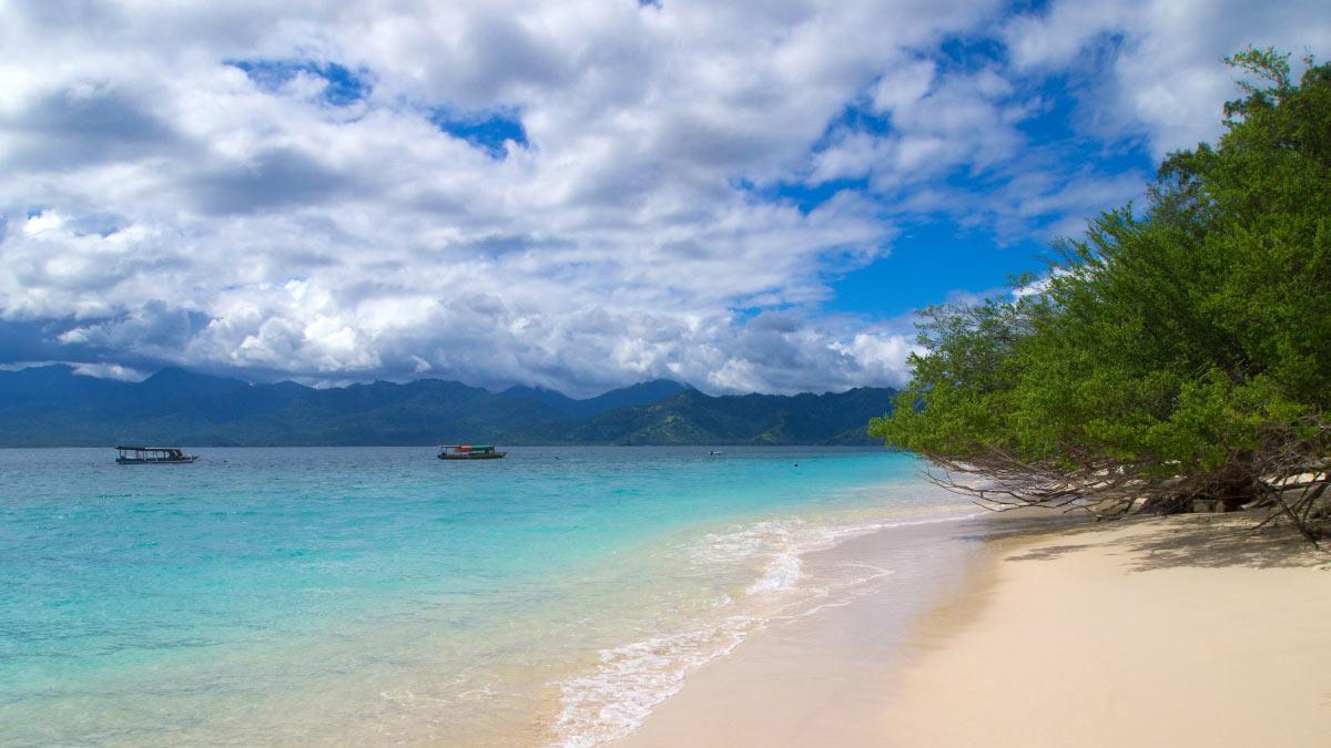 Reisetipps Lombok Indonesien Gilis (Bali) Gili Meno