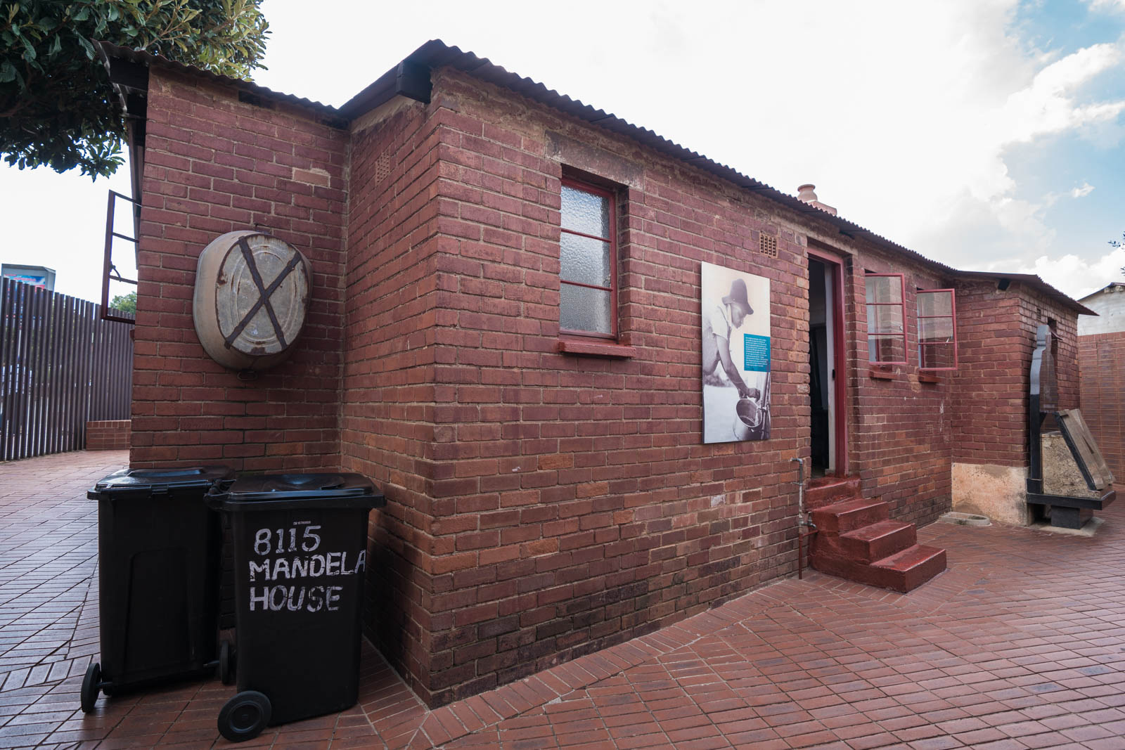 Mandela House in Soweto