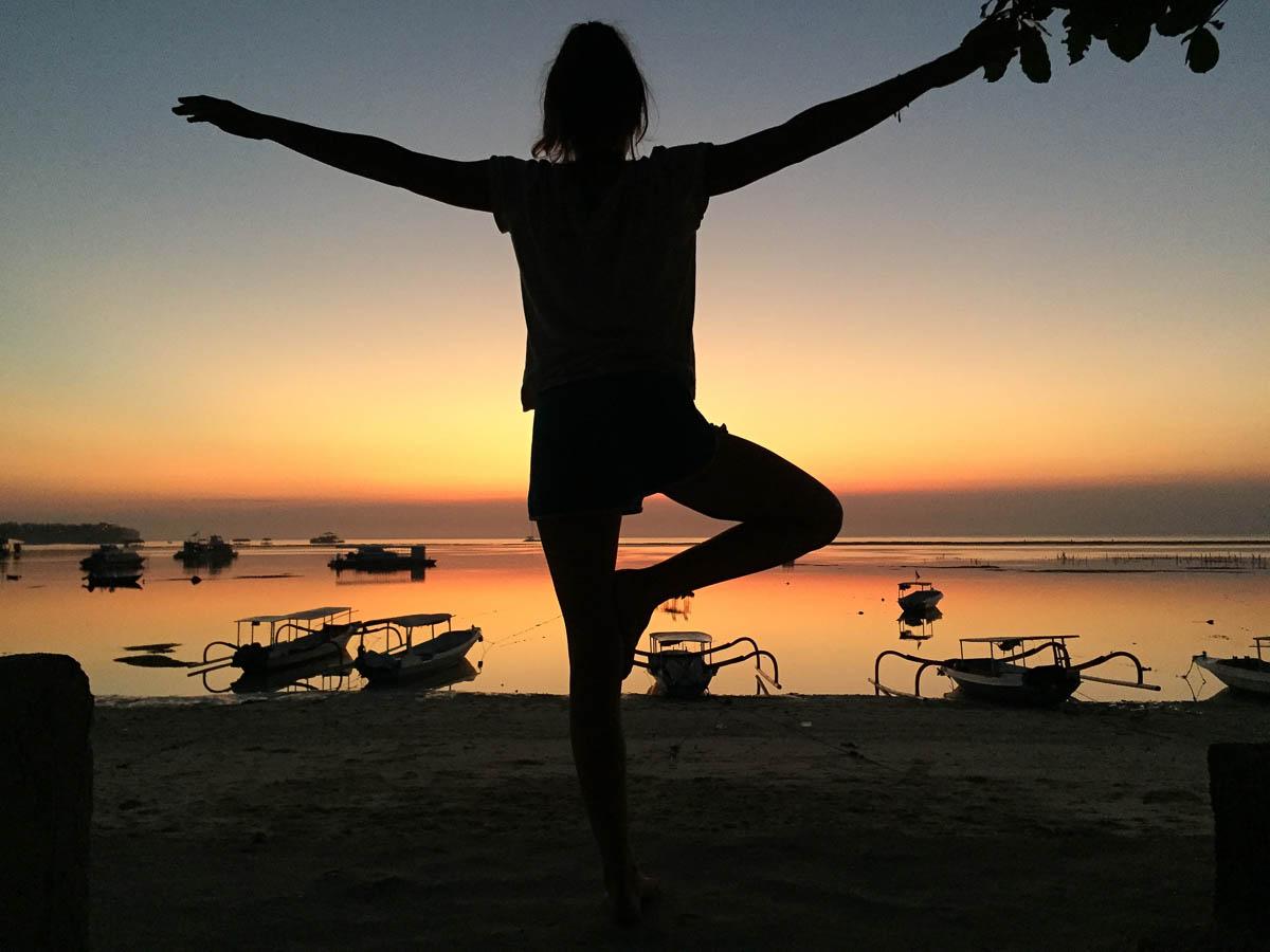 Nusa Lembongan Tipp: Yoga