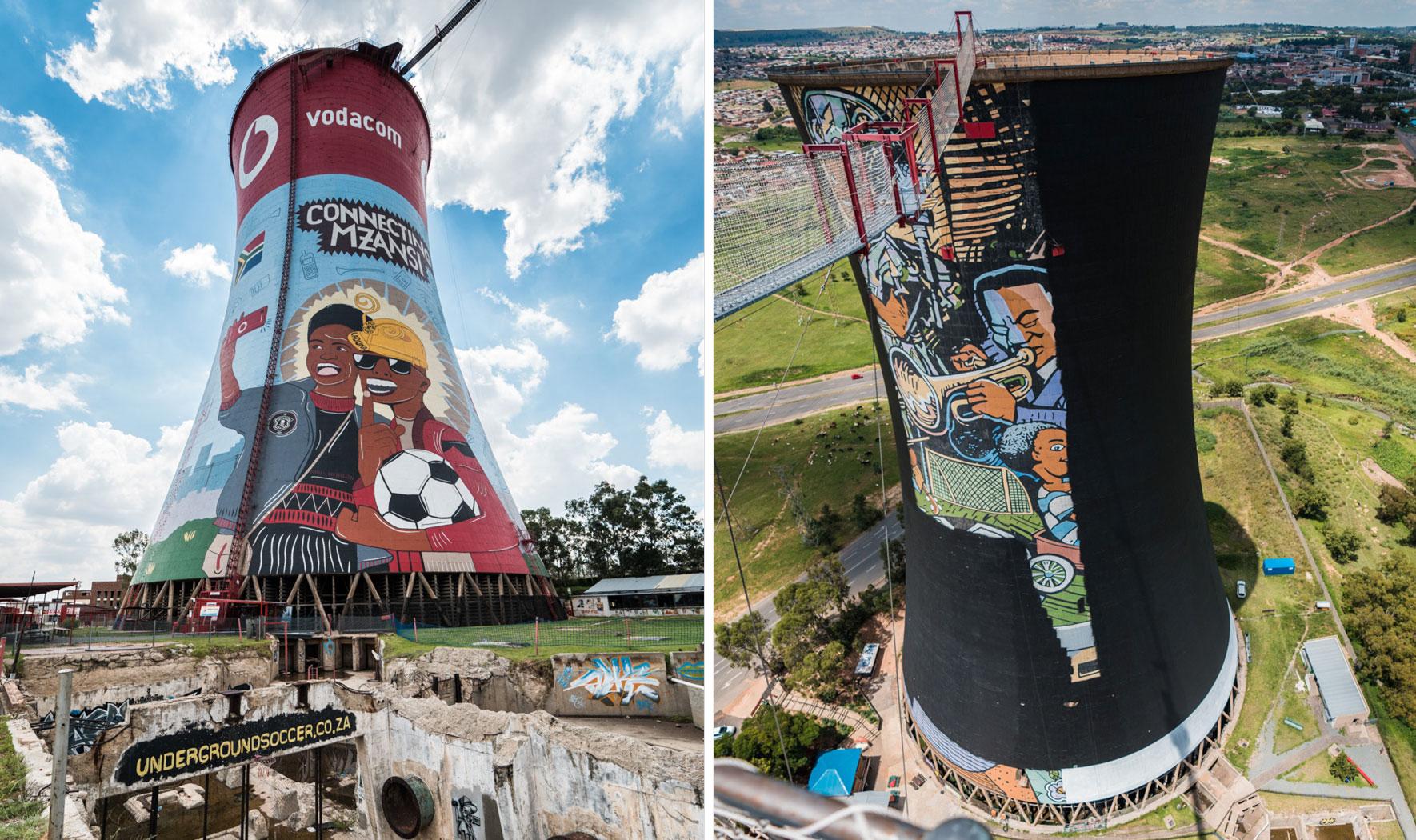 Orlando Towers neue Werbung