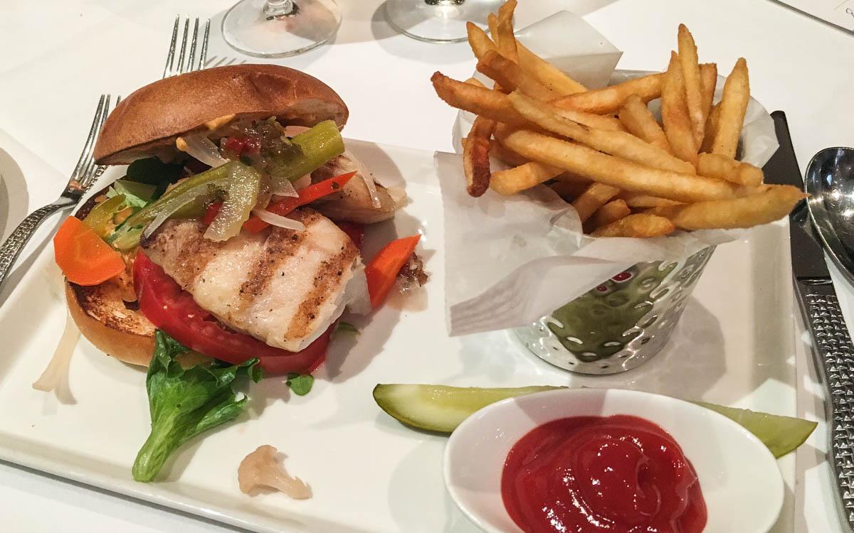 Sarasota Tipps Michaels on East Burger