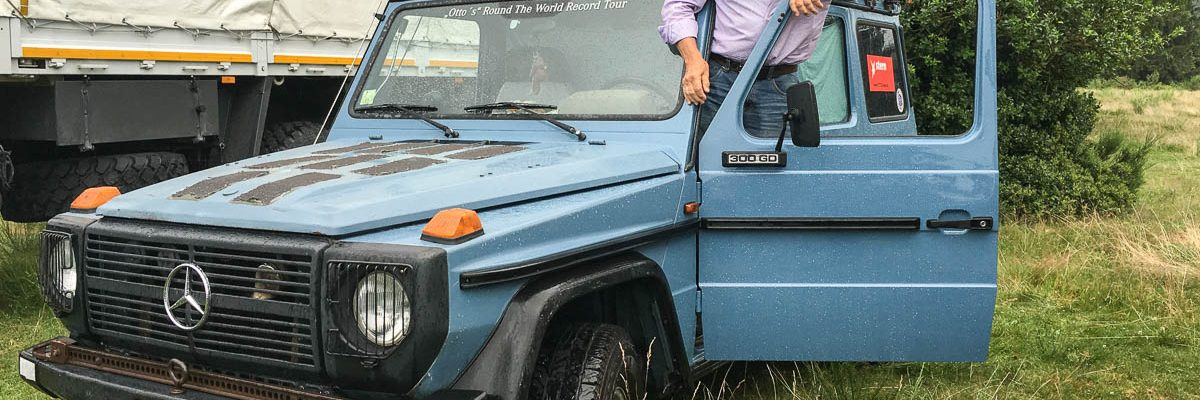 """Abenteuer im Schwarzwald mit Weltentdecker Gunther Holtorf und """"Otto"""""""