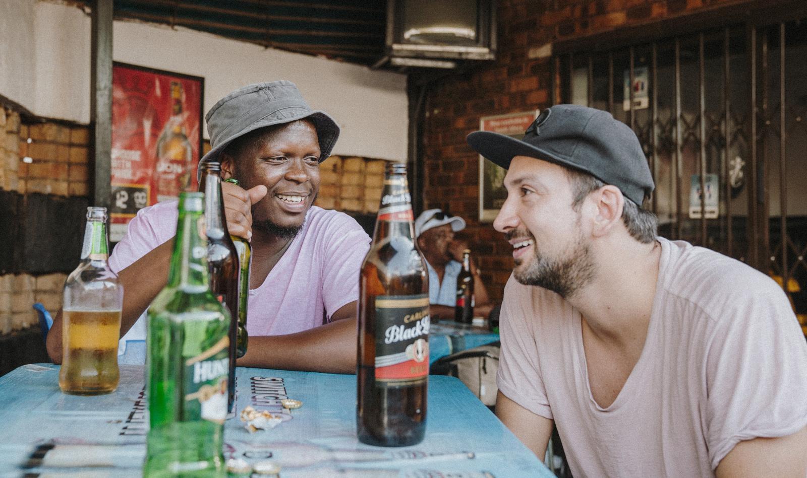 Sha Sha's Fun Foods Kneipe Soweto