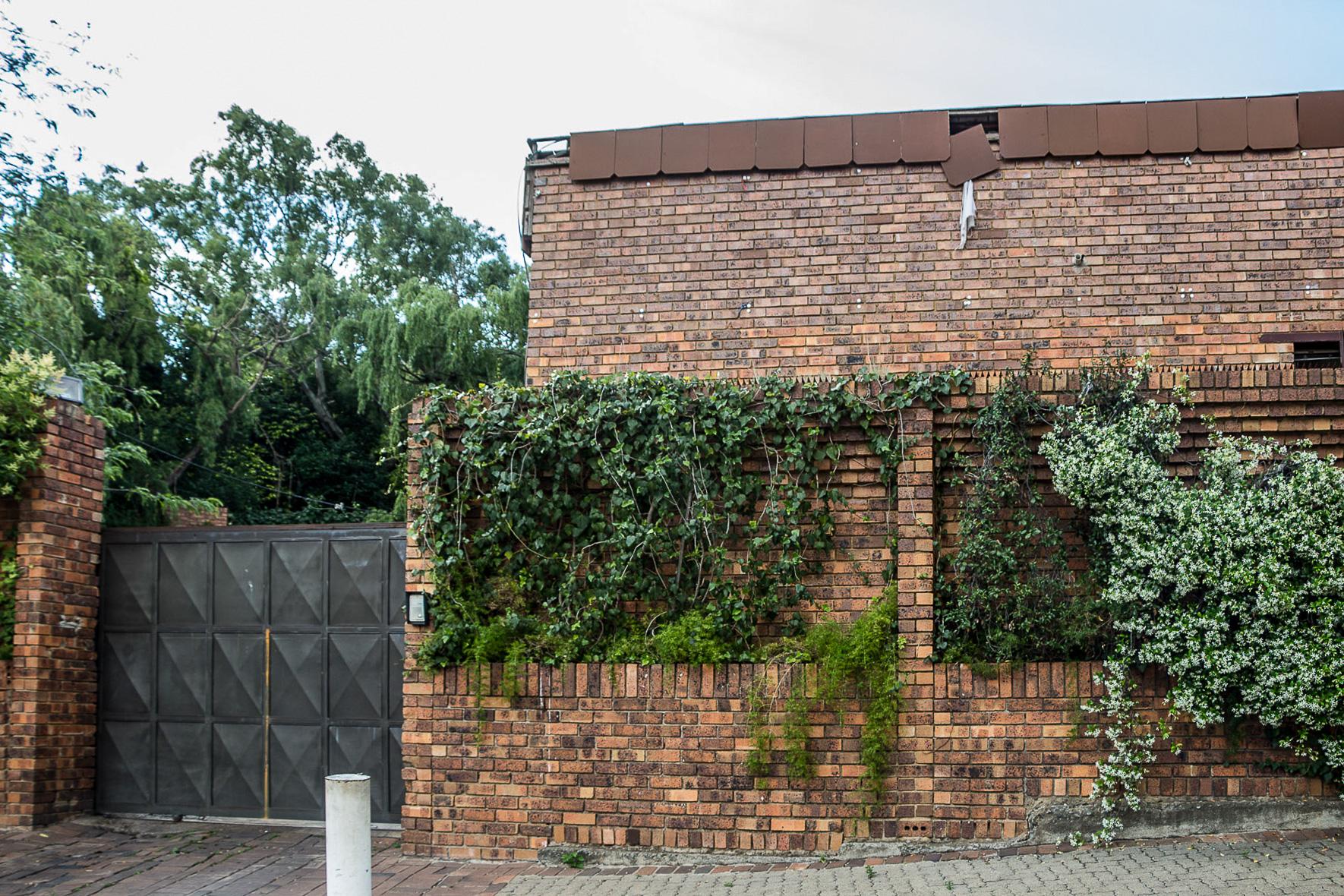 Haus Winnie Mandela in Soweto.