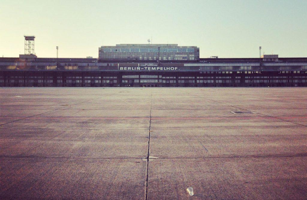 Berlin-Neukölln Tipp: Flughafen Tempelhof