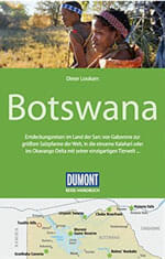 Botswana Reisetipps Reiseführer Dumont