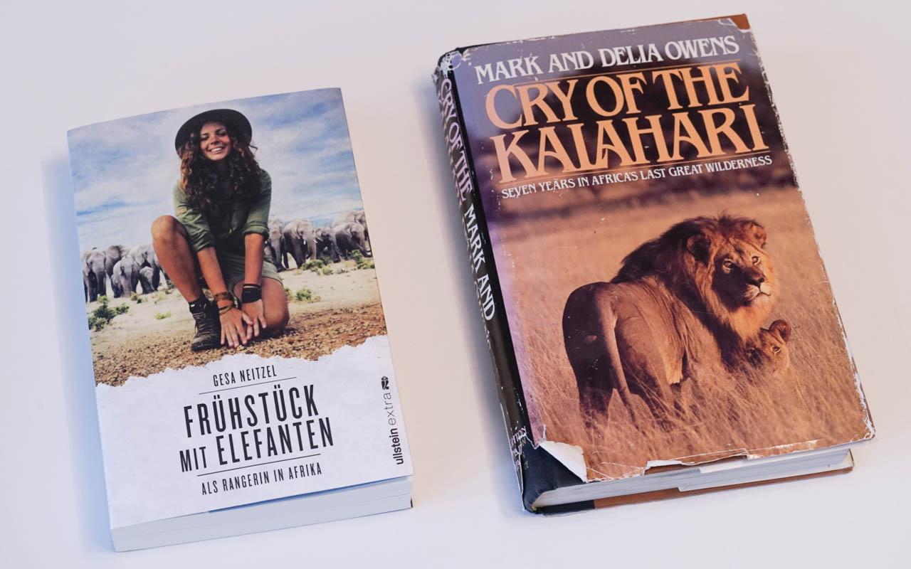 Botswana Reisetipps Reiseliteratur