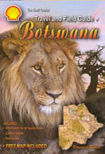 Botswana Tipps Reiseführer Shell Travel and Field Guide Botswana