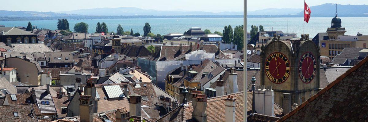 Neuchâtel: Wochenende mit Outdoor-Aktivitäten und Fotoworkshop