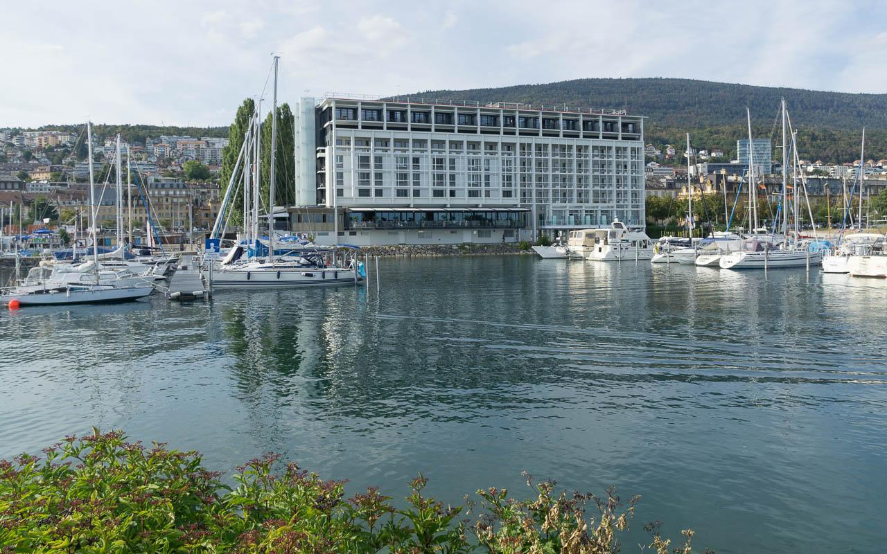Neuchatel Unterkunft Hotel Tipp am See