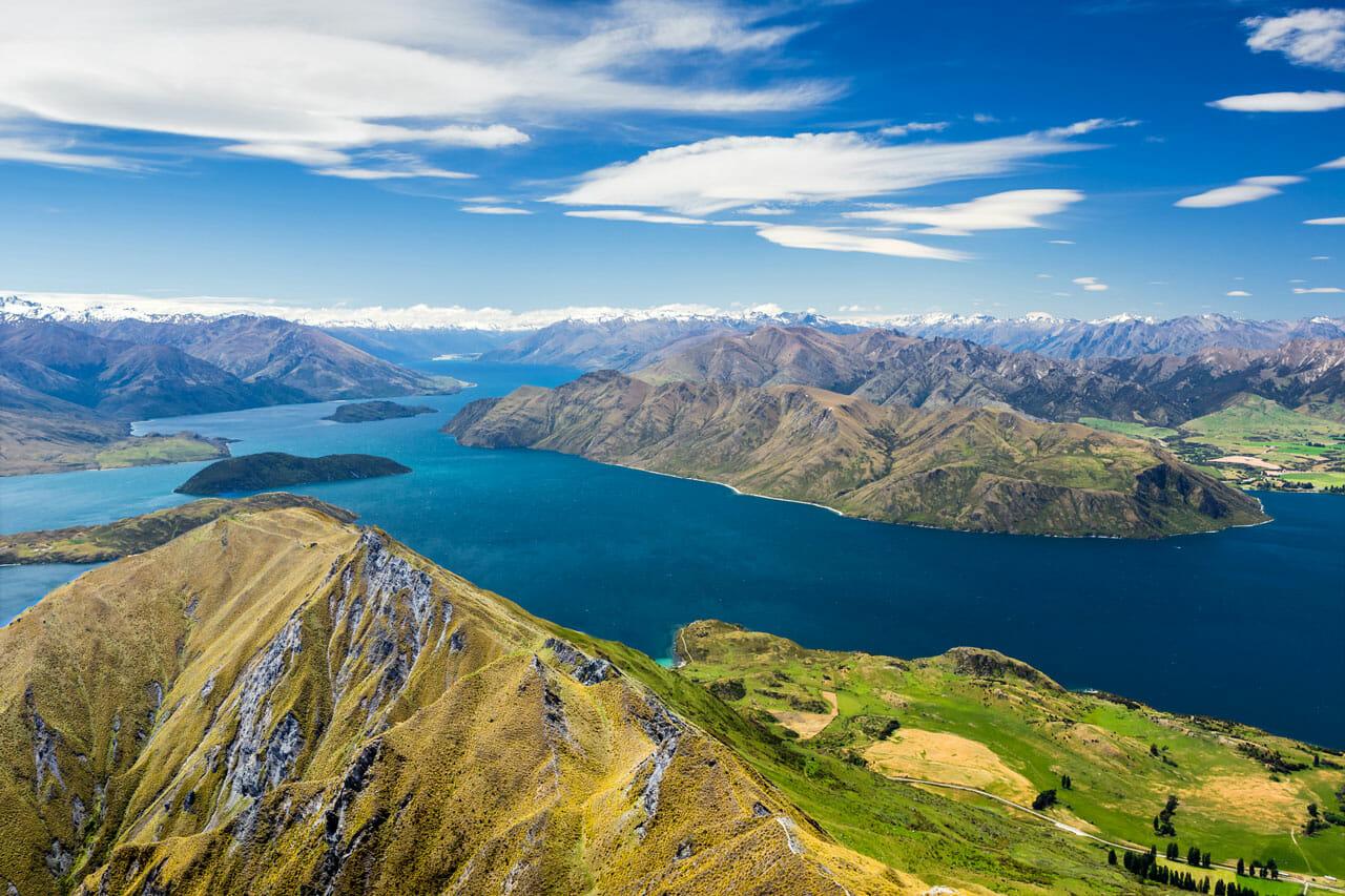 Neuseeland Tipps: Lake Wanaka und der Mount Aspiring