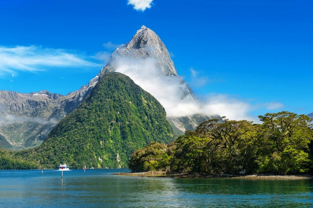 Neuseeland Tipps: Milford Sound Fjord