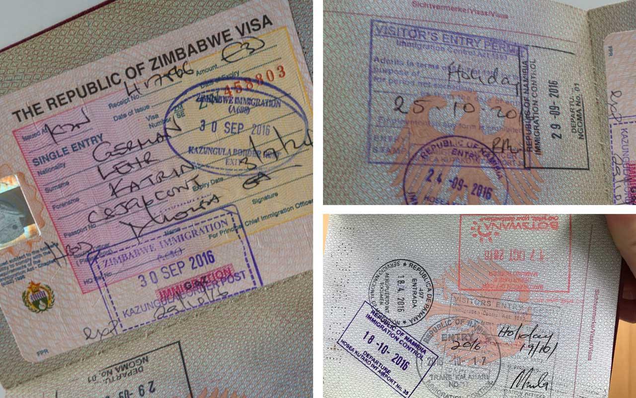 visum-botswana-namibia-simbabwe