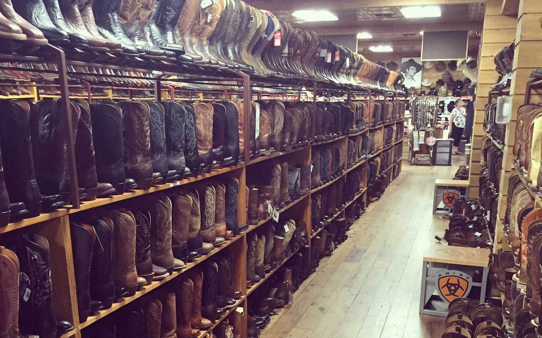 Austin Texas Tipps Cowboy Boots und Hüte