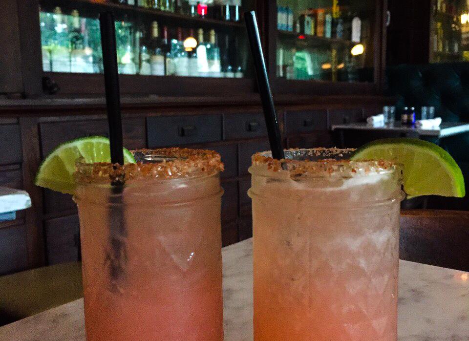 Austin Texas Tipps Grapefruit Jalapeno Margarita