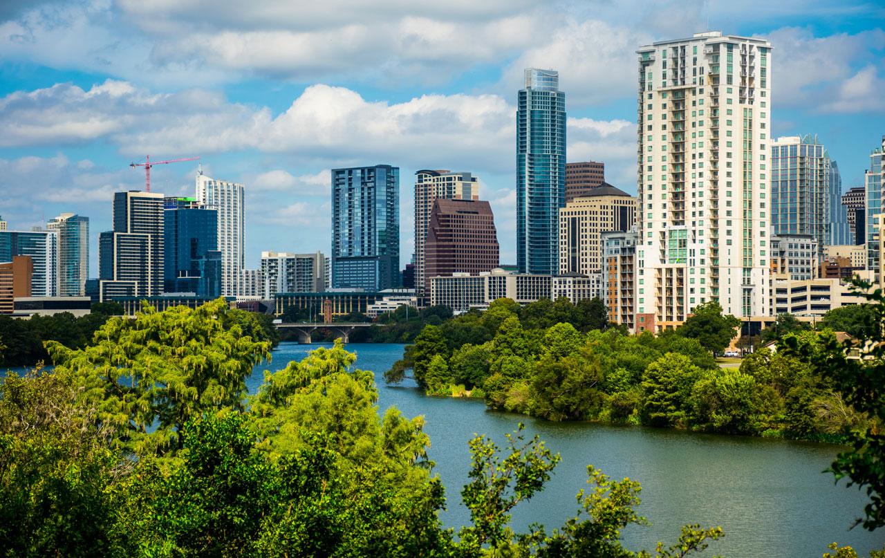 Austin Texas Tipps Skyline
