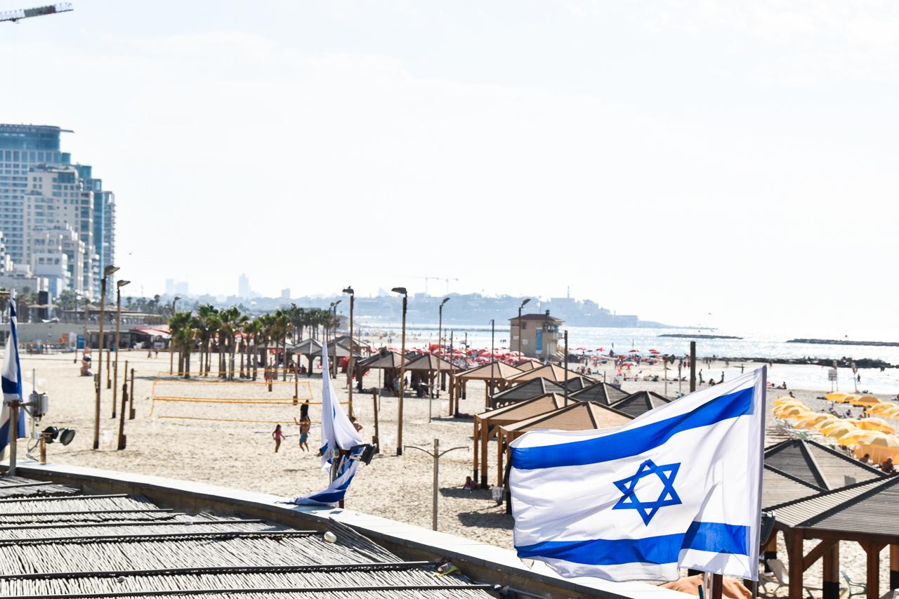 israel-tel-aviv-blick-hotelzimmer