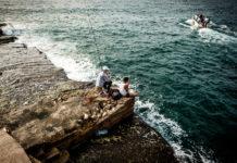 Libanon Reise Angler