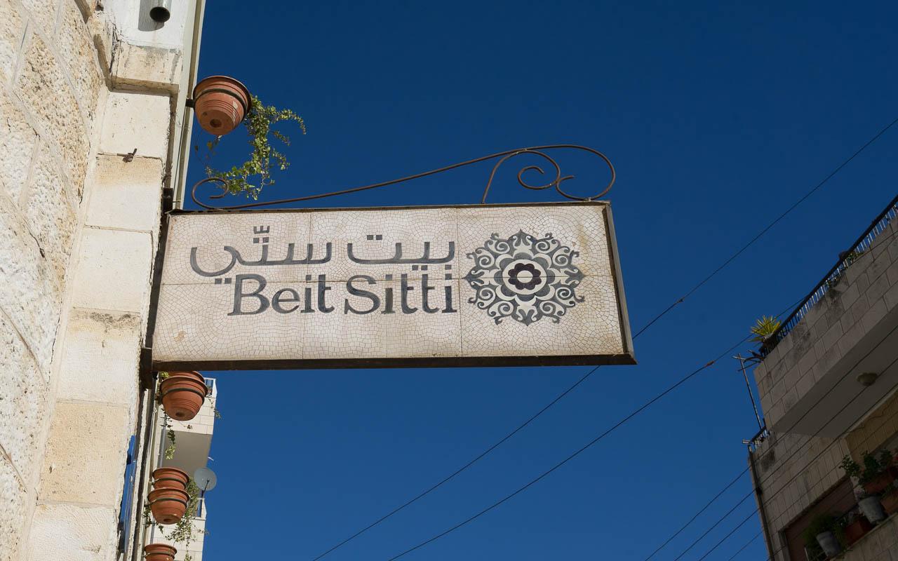 Kochschule Beit Sitti Amman
