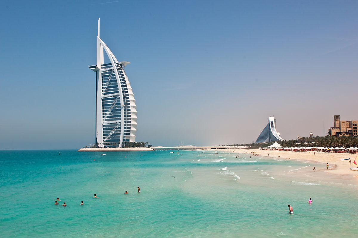 Urlaub im Januar Dubai
