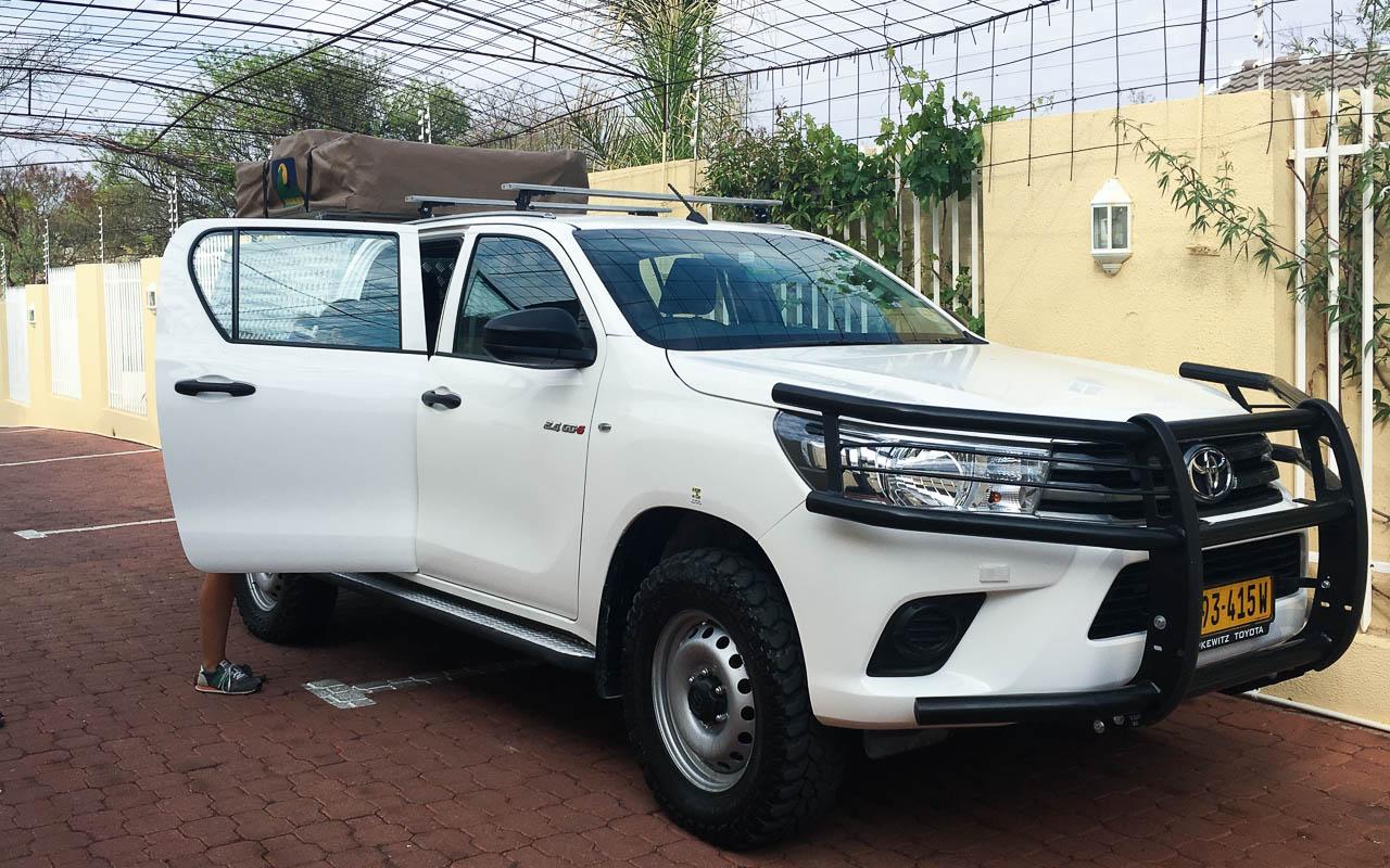 Windhoek Tipps Mietwagen