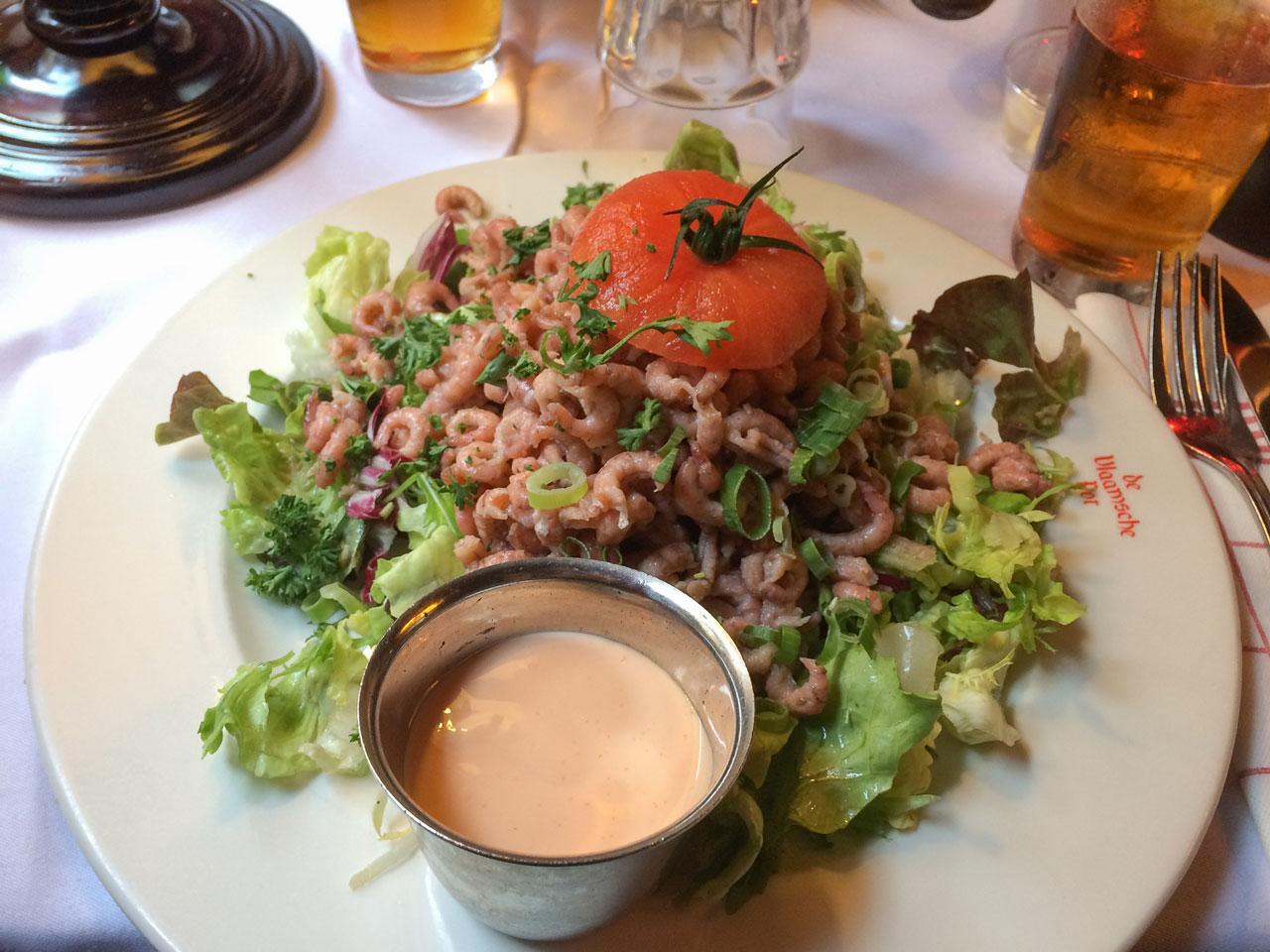 bruegge-tipps-essen-krabbensalat