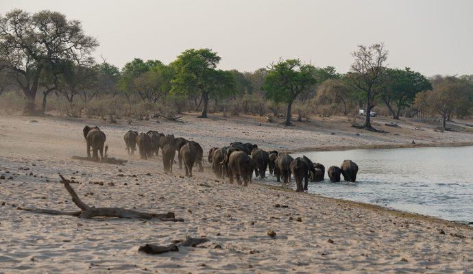 Namibia beste Reisezeit