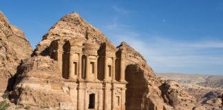 Felsenstadt Jordanien TIpps für Besuch