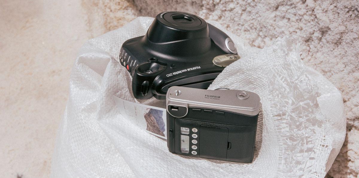 Fujifilm Instax Kamera Geschenkideen Reisende